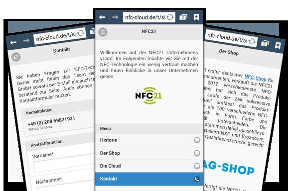 nfc-cloud-app